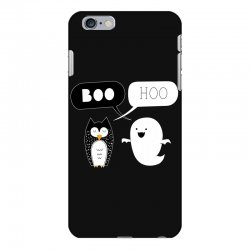 preach boo hoo owl and ghostie iPhone 6 Plus/6s Plus Case | Artistshot