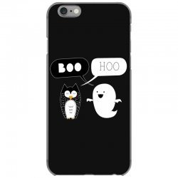 preach boo hoo owl and ghostie iPhone 6/6s Case | Artistshot