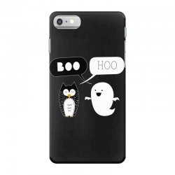 preach boo hoo owl and ghostie iPhone 7 Case | Artistshot