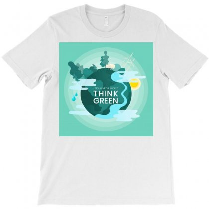 Mother Nature T-shirt Designed By Trees