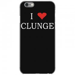 clunge funny iPhone 6/6s Case | Artistshot