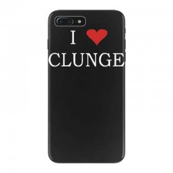clunge funny iPhone 7 Plus Case | Artistshot