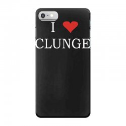 clunge funny iPhone 7 Case | Artistshot