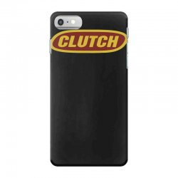 clutch black iPhone 7 Case | Artistshot