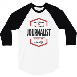 Journalist 3/4 Sleeve Shirt | Artistshot