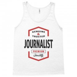 Journalist Tank Top | Artistshot