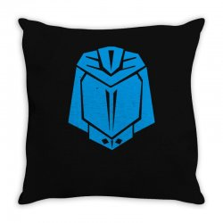 cobra commander decepticon   mono Throw Pillow | Artistshot