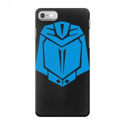 cobra commander decepticon   mono iPhone 7 Case | Artistshot