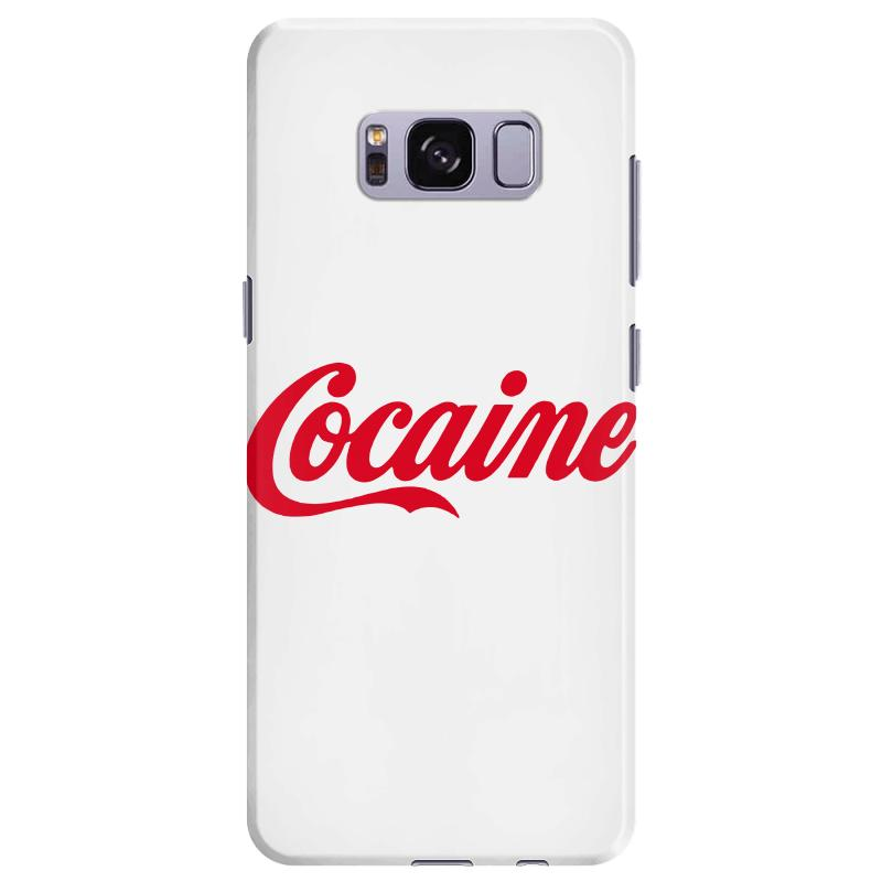 Cocaine Funny Samsung Galaxy S8 Plus Case | Artistshot