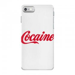 cocaine funny iPhone 7 Case | Artistshot