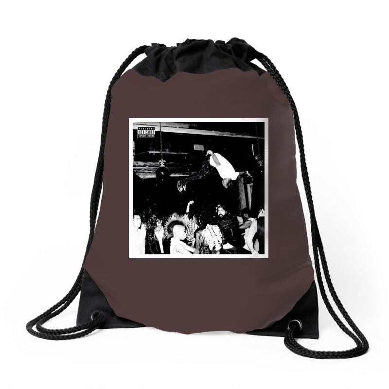 Playboi Carti Icon Drawstring Bags | Artistshot