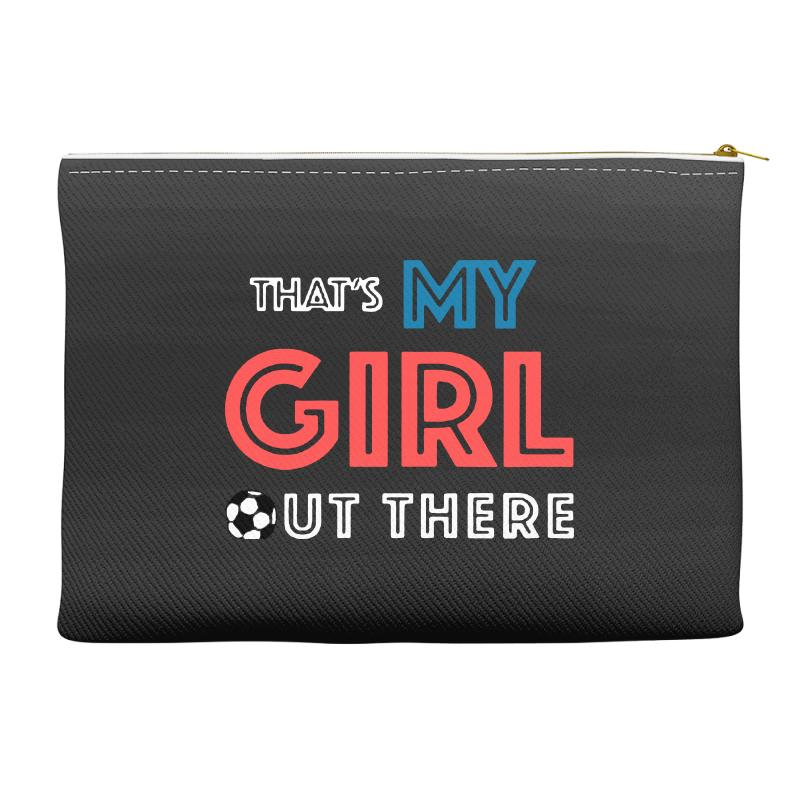 My Girl Out There Accessory Pouches | Artistshot