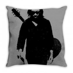 sixto rodriguez  sugar man Throw Pillow | Artistshot