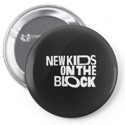 New Kids Shirt On The Block Pin-back Button Designed By Allison Serenity