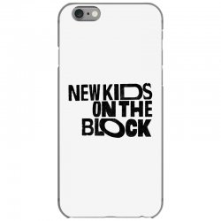 new kids shirt on the block iPhone 6/6s Case | Artistshot