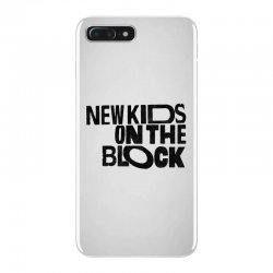 new kids shirt on the block iPhone 7 Plus Case | Artistshot