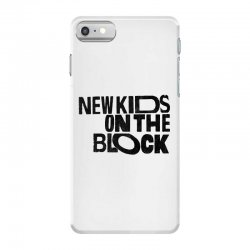 new kids shirt on the block iPhone 7 Case | Artistshot