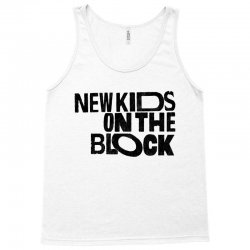 new kids shirt on the block Tank Top | Artistshot