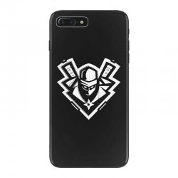 ninja white iPhone 7 Plus Case | Artistshot