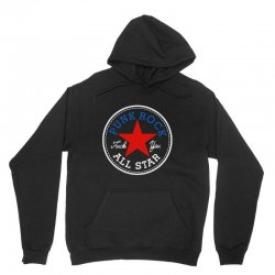 punk rock all star for dark Unisex Hoodie | Artistshot