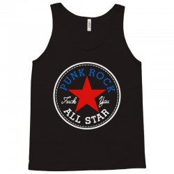punk rock all star for dark Tank Top | Artistshot