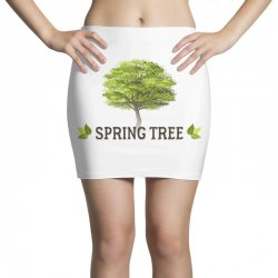spring tree Mini Skirts | Artistshot