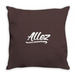 allez allez allez lfc inspired Throw Pillow | Artistshot
