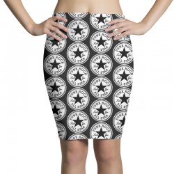 punk rock all star Pencil Skirts | Artistshot