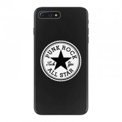 punk rock all star iPhone 7 Plus Case | Artistshot