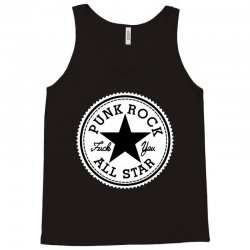 punk rock all star Tank Top | Artistshot