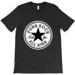 punk rock all star T-Shirt | Artistshot
