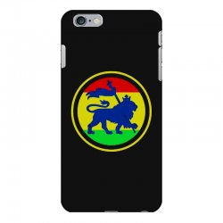 rasta flag lion iPhone 6 Plus/6s Plus Case | Artistshot
