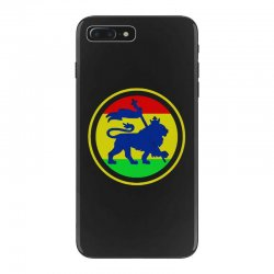 rasta flag lion iPhone 7 Plus Case | Artistshot