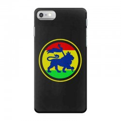 rasta flag lion iPhone 7 Case | Artistshot