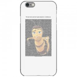 bee movie script iPhone 6/6s Case | Artistshot