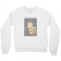bee movie script Crewneck Sweatshirt | Artistshot