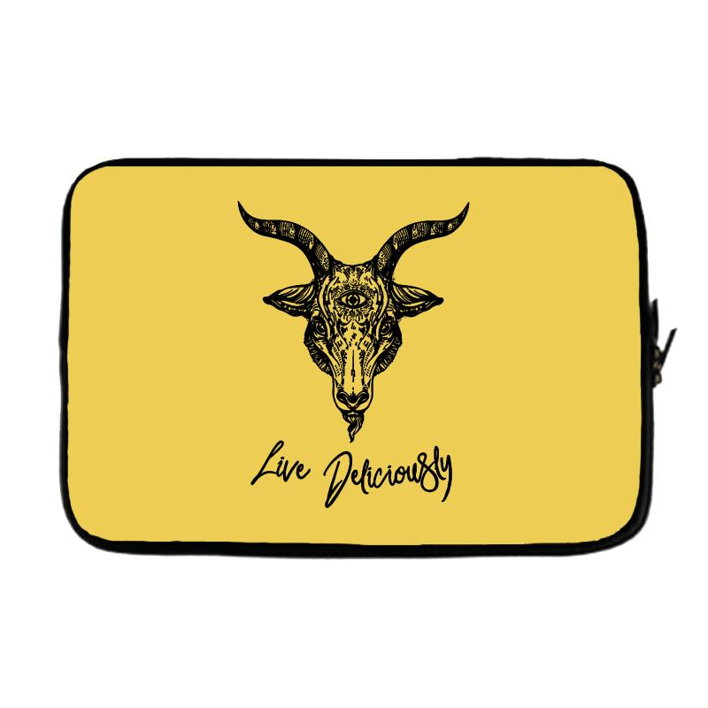 Black Metal Phillip Laptop Sleeve | Artistshot