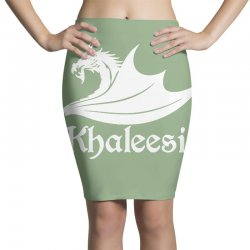 dragons will be dragons Pencil Skirts | Artistshot