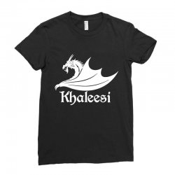 dragons will be dragons Ladies Fitted T-Shirt | Artistshot