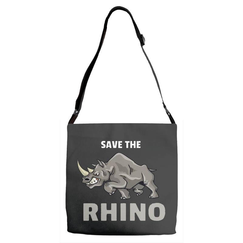 Save The Chubby Unicorn Adjustable Strap Totes | Artistshot