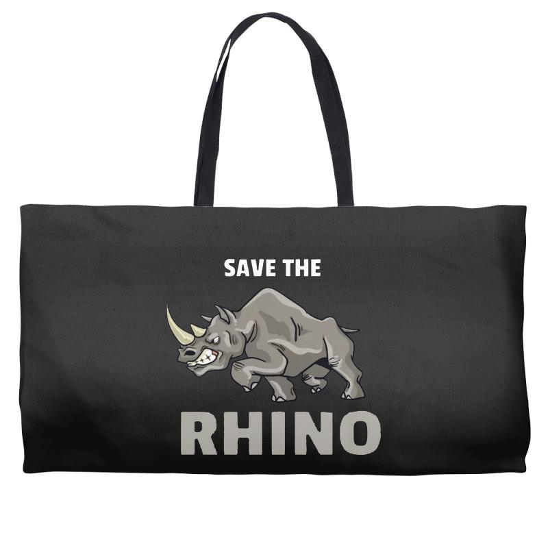Save The Chubby Unicorn Weekender Totes | Artistshot