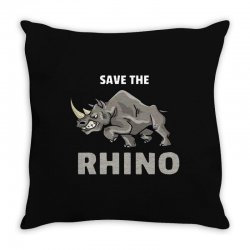 save the chubby unicorn Throw Pillow | Artistshot