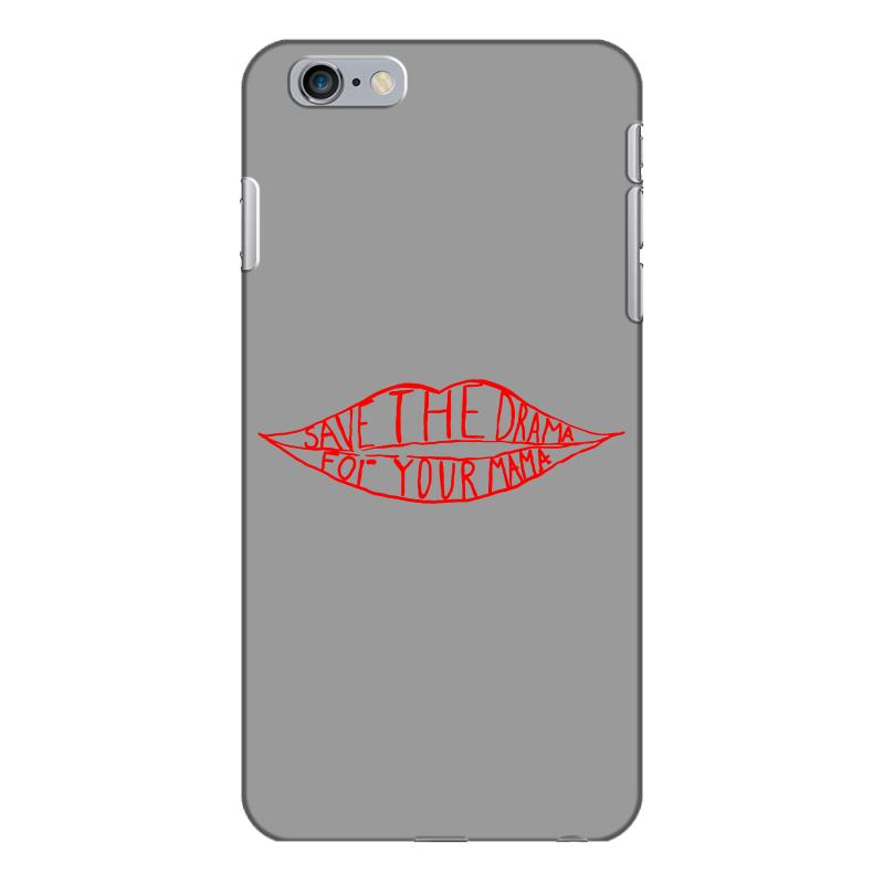 Save The Drama For Your Mama Iphone 6 Plus/6s Plus Case | Artistshot