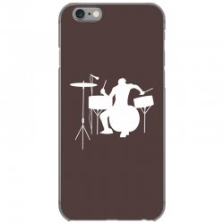 drums heartbeat   funny drummer iPhone 6/6s Case | Artistshot