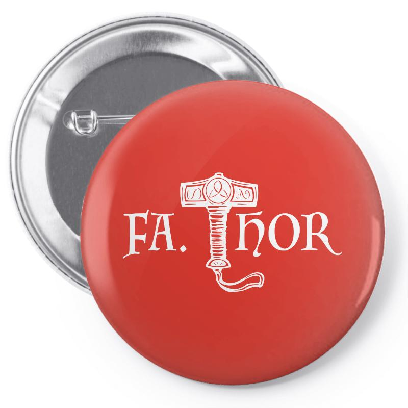 Fa Thor Like Dad Just Way Pin-back Button | Artistshot