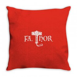 fa thor like dad just way Throw Pillow | Artistshot