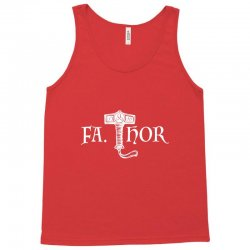 fa thor like dad just way Tank Top | Artistshot