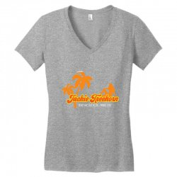 jackie treehorn productions Women's V-Neck T-Shirt | Artistshot
