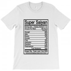 super saiyan goku power level T-Shirt | Artistshot