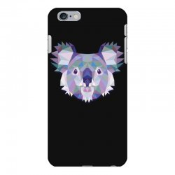 geometric koala funny animal t shirts iPhone 6 Plus/6s Plus Case | Artistshot